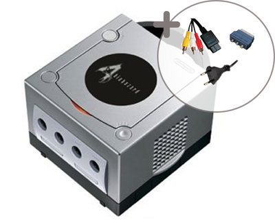 Nintendo Gamecube Console Resident Evil Edition