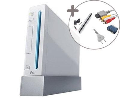 Nintendo Wii Konsole White