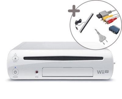 Wii U Console White