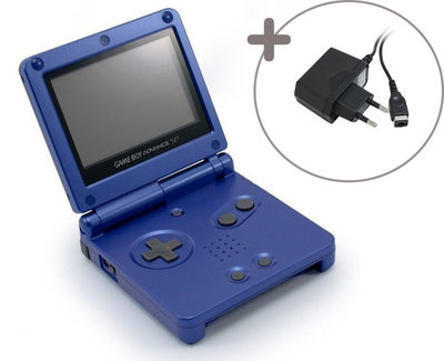 Gameboy Advance SP Blue