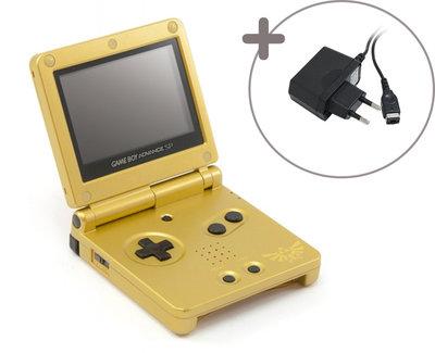 Custom Gameboy Advance SP Zelda Edition