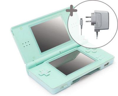 Nintendo DS Lite Blau