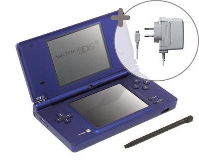 Nintendo DSi Metalic Blue