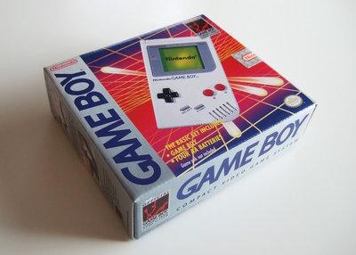 Gameboy Classic Original [Boxed]