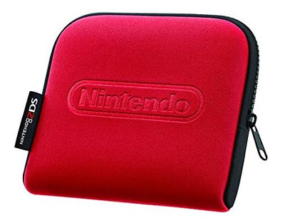 Nintendo DS Bag - Red