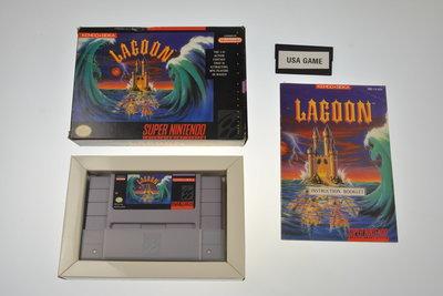 Lagoon [NTSC]