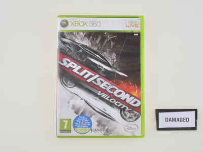 Split/Second - Xbox 360 - Outlet