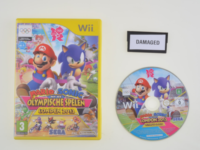 Mario & Sonic at the Olympic Games - Wii - Outlet