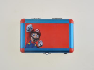 Nintendo DS Steel Case Mario