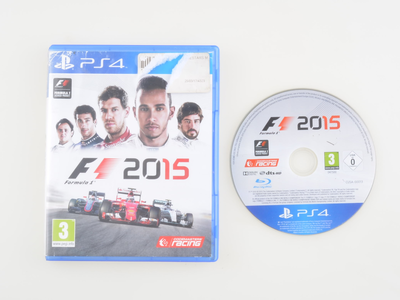 F1 2015 - Playstation 4 - Outlet