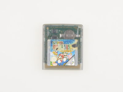 Super Mario Bros Deluxe - Gameboy Color - Outlet