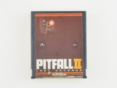 Pitfall II - Atari Game