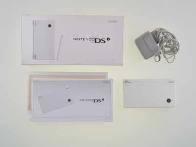 Nintendo DSi White [Complete]