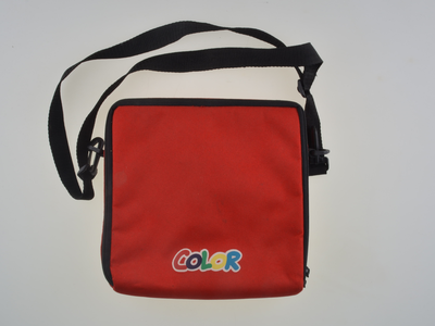 Original Vintage Gameboy Color Bag - Red