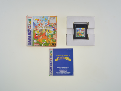 Game & Watch Gallery 3