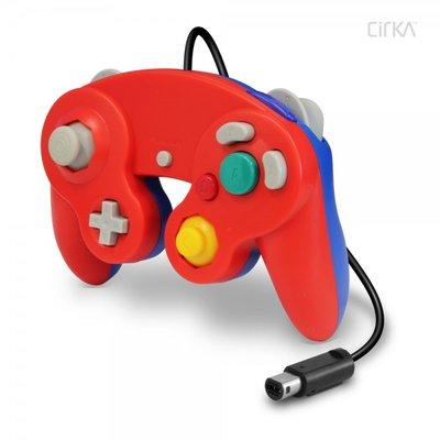 Neuer Gamecube Controller Mario Edition