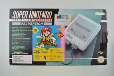 Super Nintendo [SNES] Super Mario World Pack