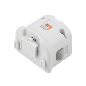 Wii Motion Plus Adapter White