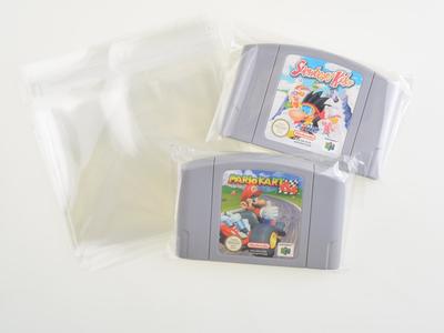 N64 Cart Bag
