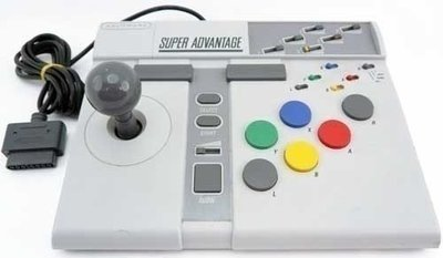 Super Advantage SNES Controller