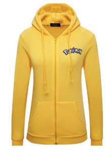 Pikachu Hoodie Vest