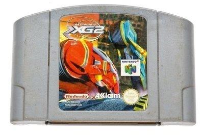 Extreme G XG2