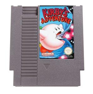 Kirby's Adventure NES Cart