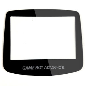 Game Boy Advance Screen Lens