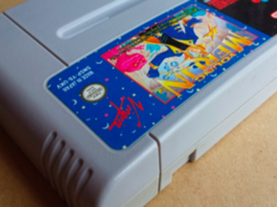 SNES Games Reinigen