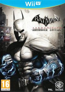 Batman Arkham City: Armoured Edition