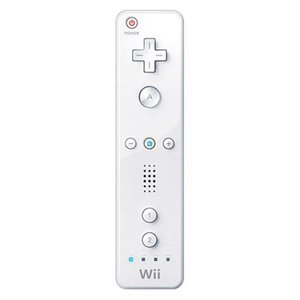Original-Nintendo Wii Remote Controller White