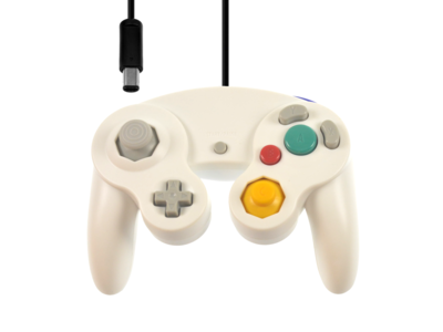 Neuer GameCube Controller White