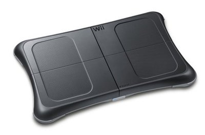 Nintendo Wii Balance Board Black
