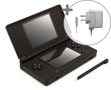 Nintendo DS Lite Black