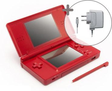 Nintendo DS Lite Red