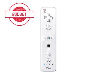 Originele Nintendo Wii Remote Controller White Budget